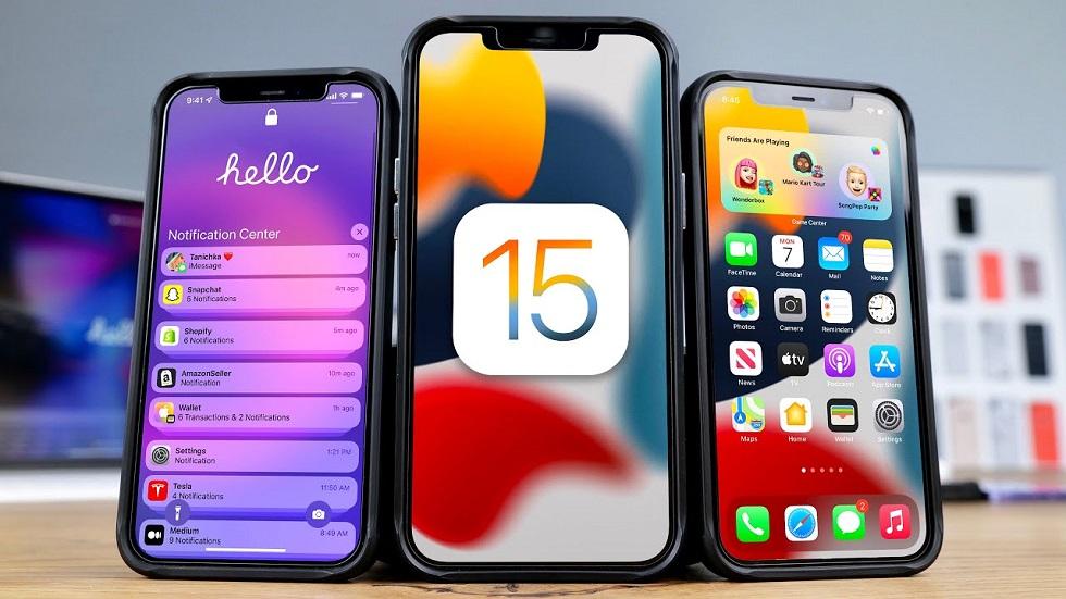 Фокусирование в iOS 15 — что это такое, как пользоваться