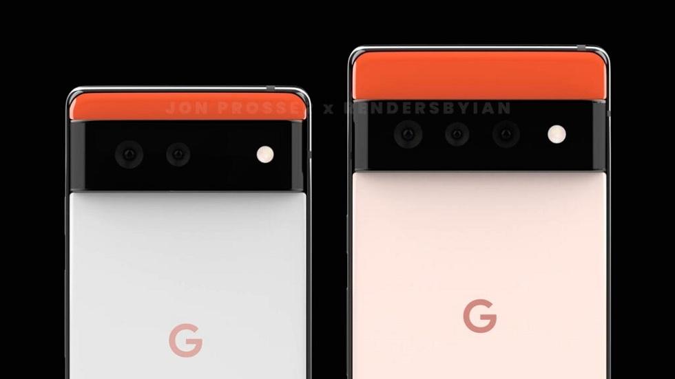 Google Pixel 6: дата выхода, характеристики, цена