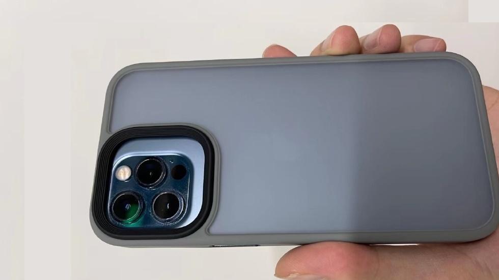 Камера iPhone 13 Pro будет огромной — вы только посмотрите на чехлы