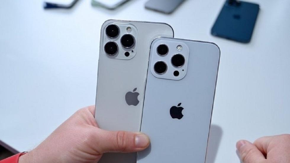 iPhone 13 Mini, iPhone 13, iPhone 13 Pro и iPhone 13 Pro Max сравнили с iPhone 12 на «живых» фото