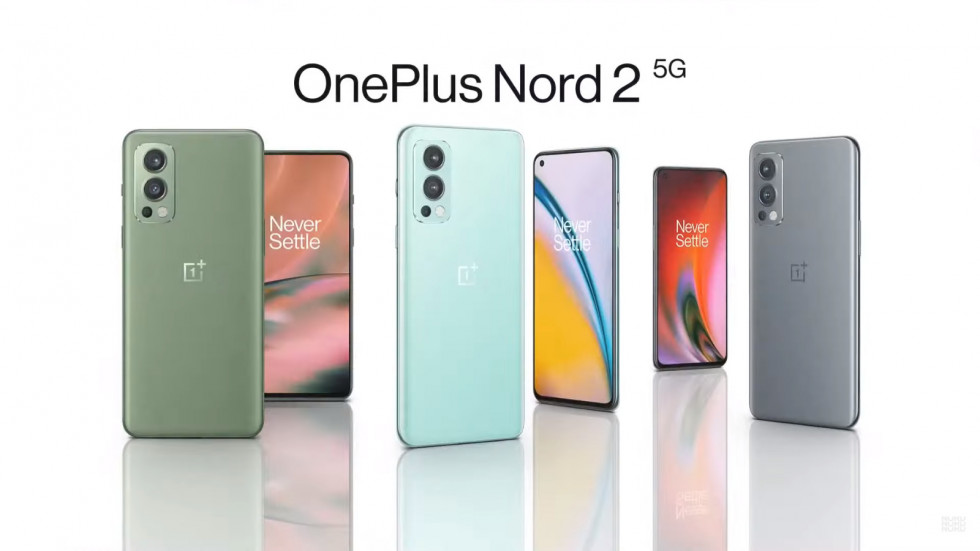 OnePlus Nord 2: дата выхода, цена, характеристики