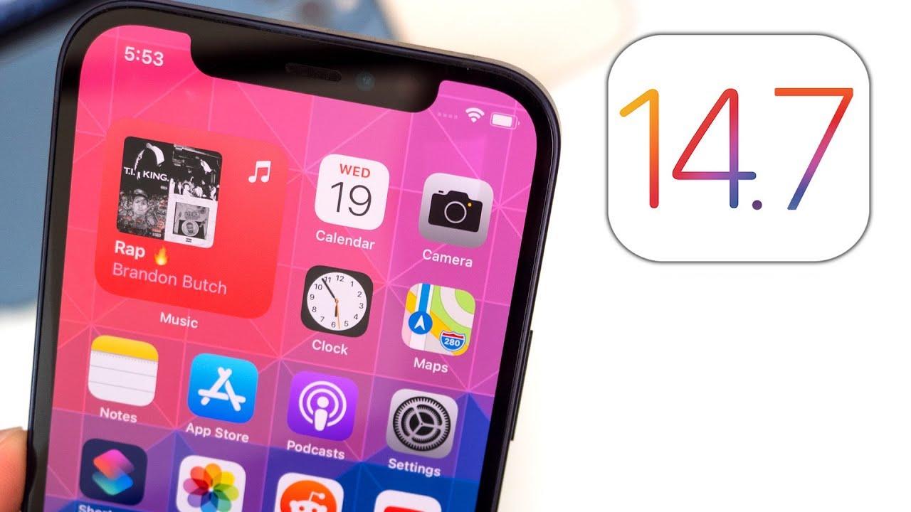 Apple перестала подписывать iOS 14.7.1 — откатиться не удастся