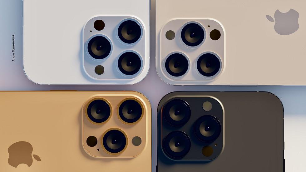 Все iPhone 13 получат модуль Wi-Fi 6E