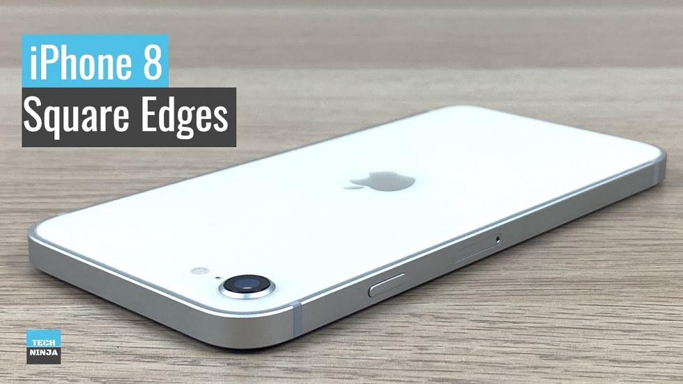 Блогер превратил сломанный iPhone 8 в iPhone 12
