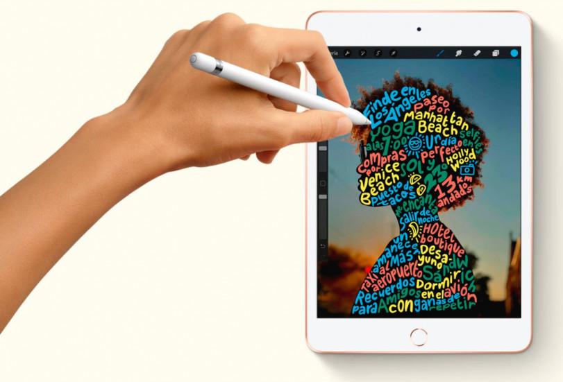 iPad и Apple Pencil – отличные инструменты для художника