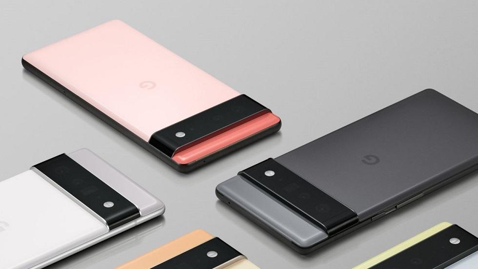 12 крутых обоев от Google Pixel 6 — ставим на iPhone