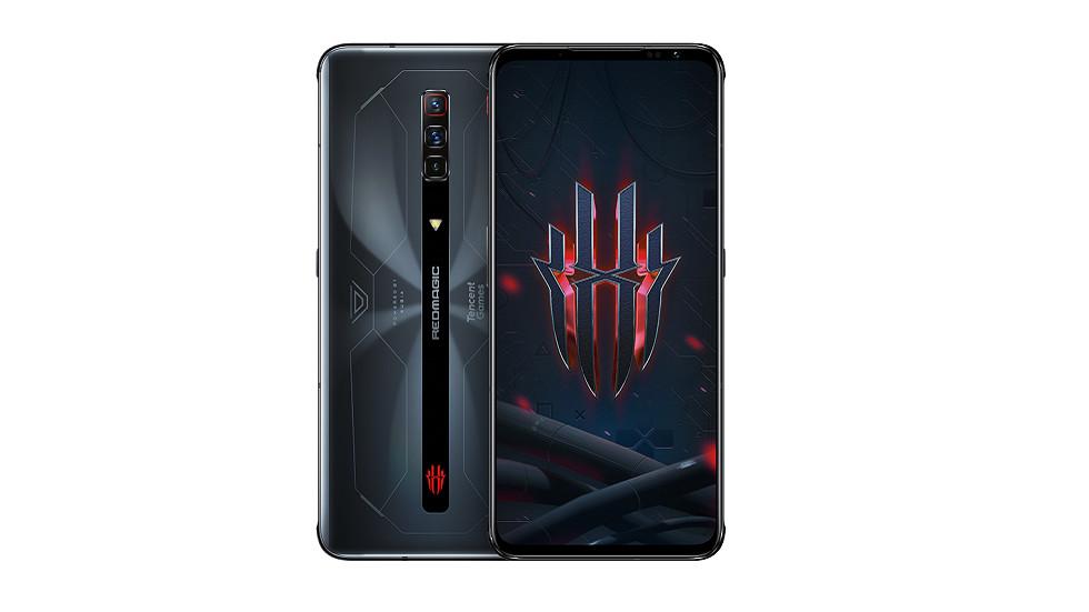 Red Magic 6S Pro — лучший смартфон для геймера в мире