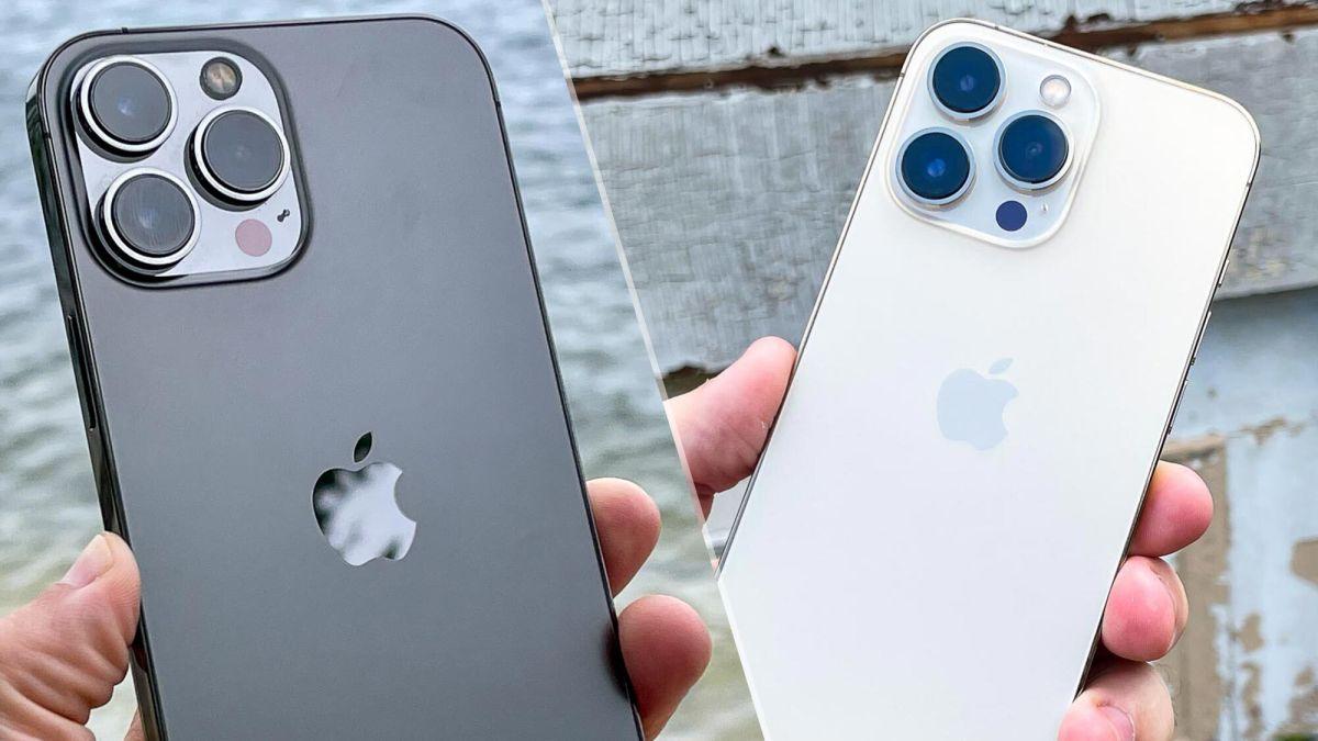 iPhone 13 Pro против iPhone 13 Pro Max — какой лучше