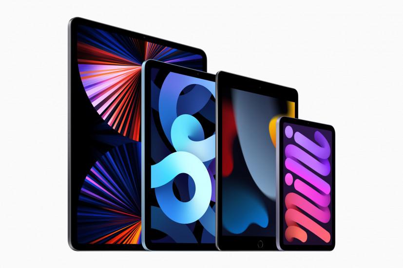 Новый iPad 2021 и iPad mini 2021 — официальные российские цены