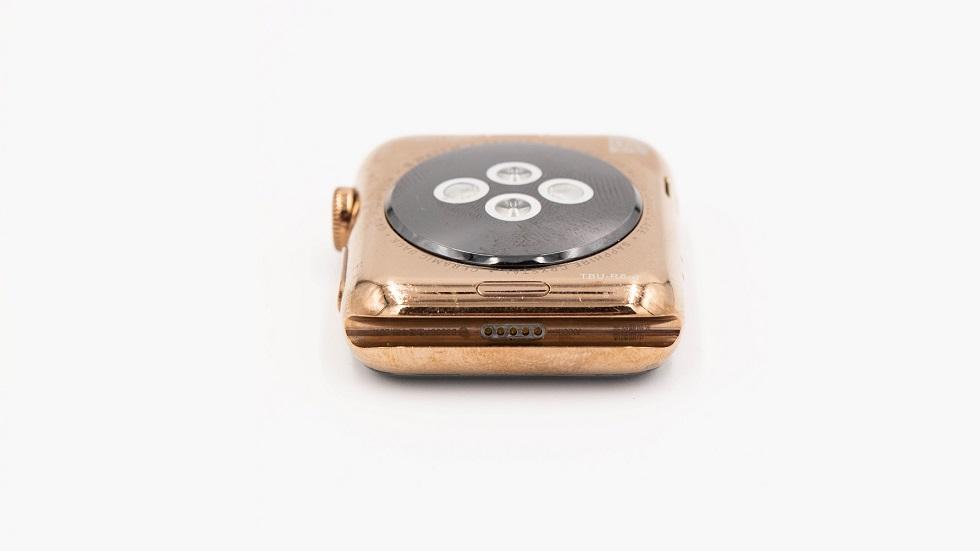 Apple Watch Series 2 с 4G и в золотой расцветке — увы, но лишь прототип