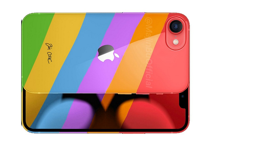 iPhone SE 3 — новые стильные рендеры недорого айфона