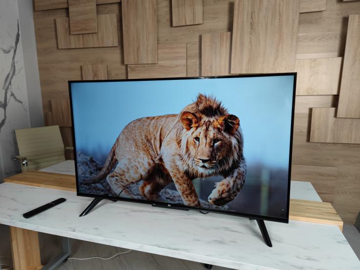 Обзор телевизора Xiaomi Mi TV P1: 43 дюйма сочных красок