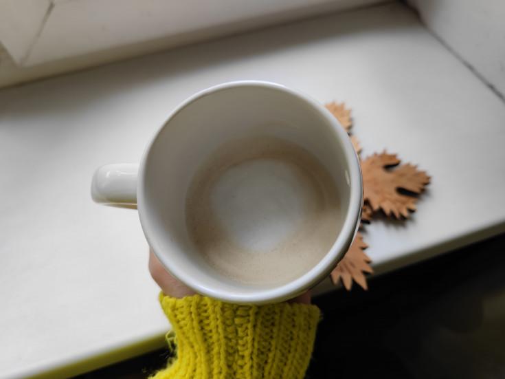 кофе снят на сяоми