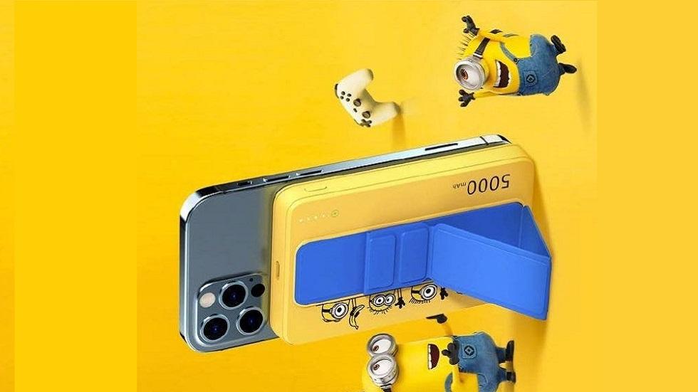 Nubia выпускает классный MagSafe пауэрбанк для iPhone 12 — емкость равна 5000 мА*ч