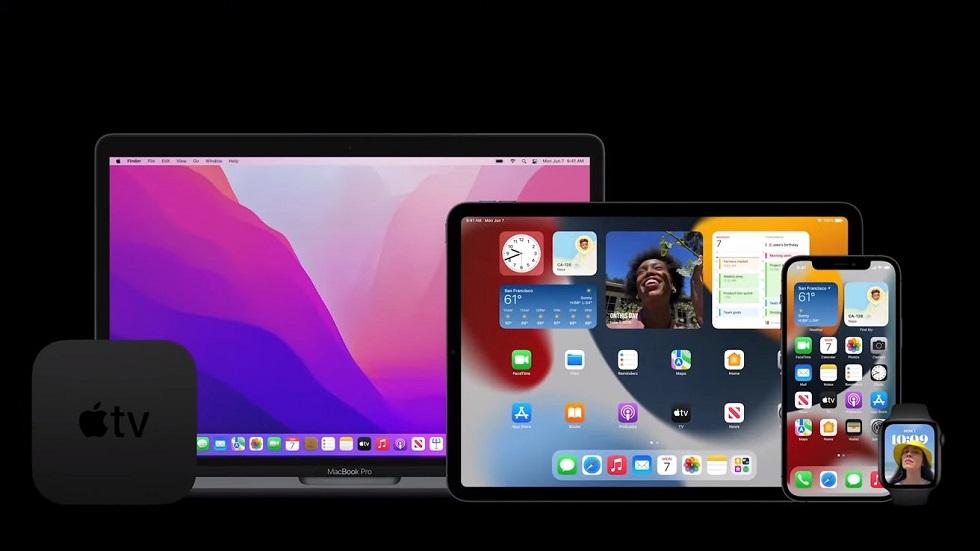 Дата выхода iPadOS 15, watchOS 8 и tvOS 15 — 20 сентября 2021