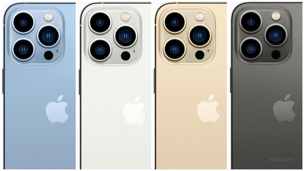 iPhone 13 популярнее iPhone 12 в России — предзаказов больше