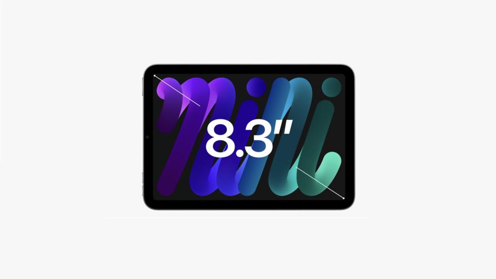iPad mini 2021 — характеристики, цена, дата выхода