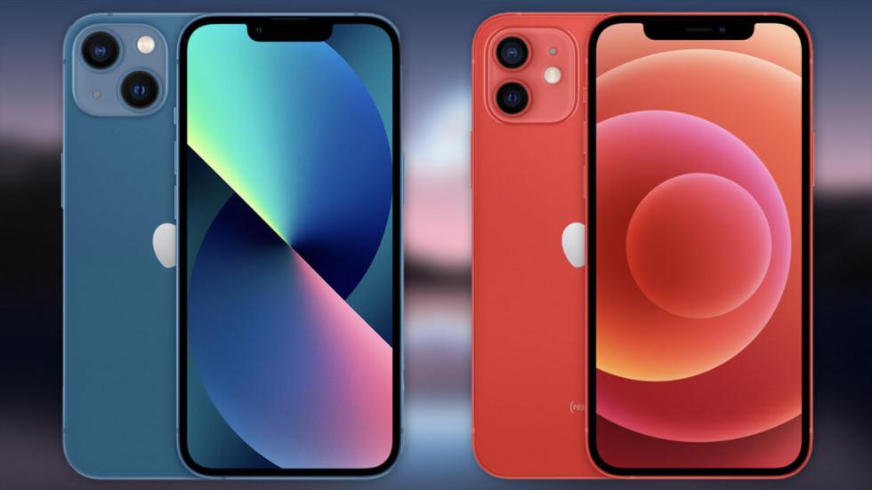 Все iPhone 13 толще и тяжелее, чем их аналоги поколения iPhone 12