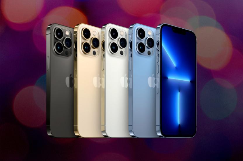 Итоги запуска iPhone 13 в России — 90% предпочитают iPhone 13 Pro и iPhone 13 Pro Max
