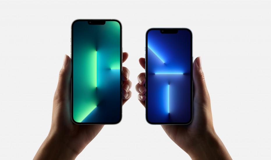 Цены на iPhone 13, iPhone 13 mini, iPhone 13 Pro и iPhone 13 Pro Max в России