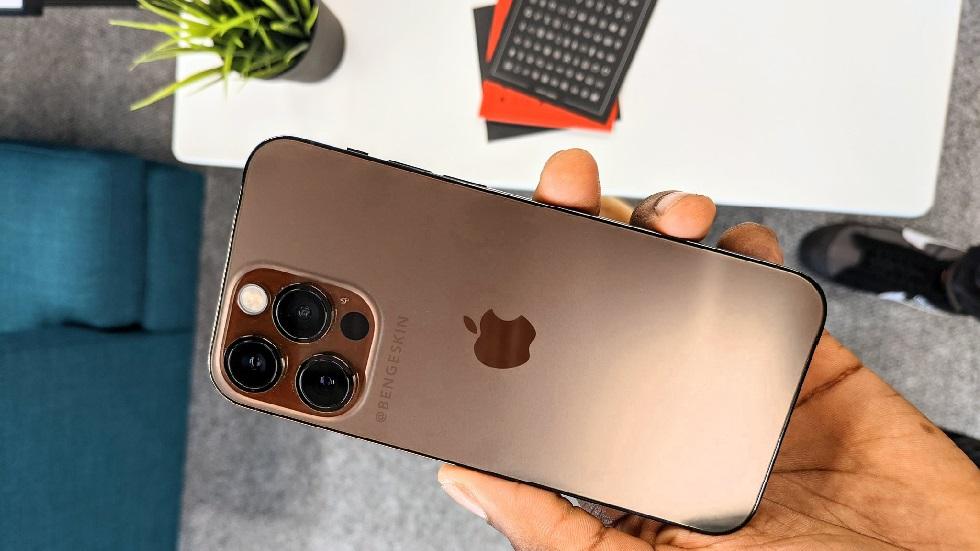 Почти «живой» iPhone 13 Pro показали в руках пользователя