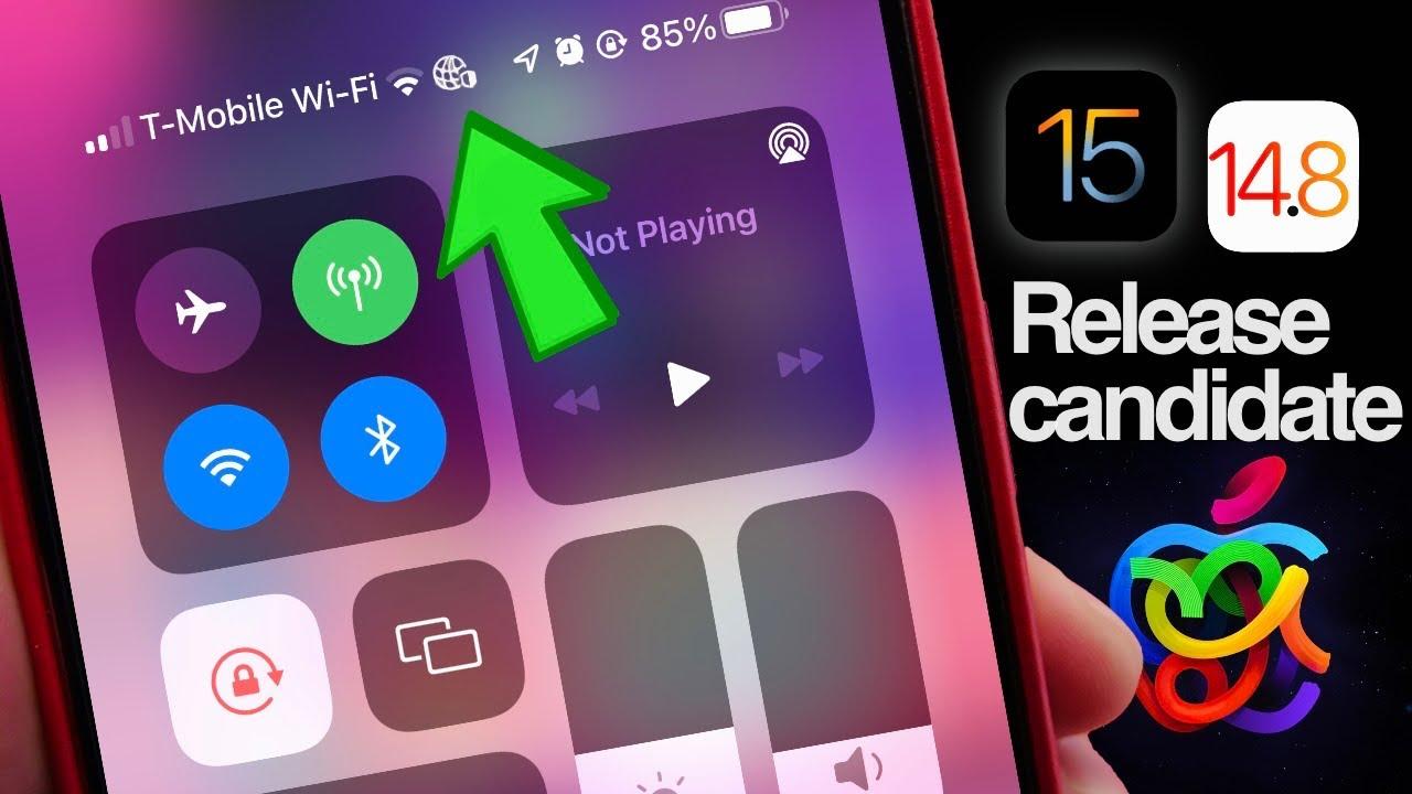 Вышла iOS 15 Release Candidate — что нового