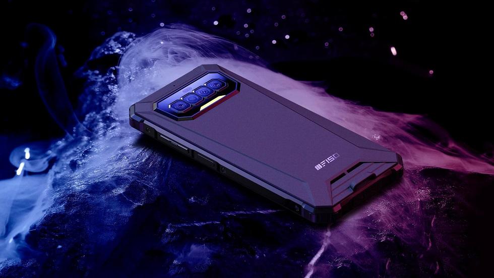 iiiF150 R2022 — защищенный смартфон с батареей на 8300 мА*ч
