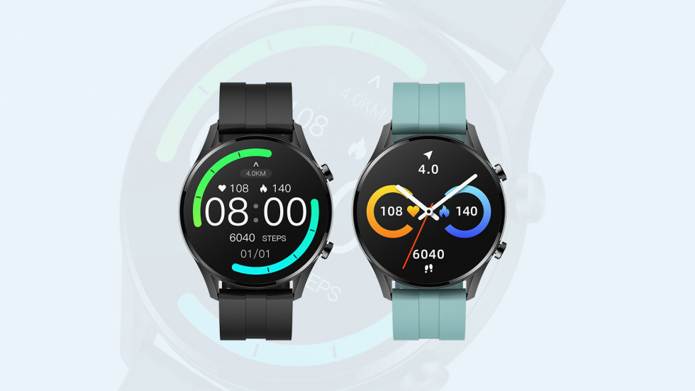 IMILAB W12 и IMILAB W11 — функциональные и стильные смарт-часы дешевле $50