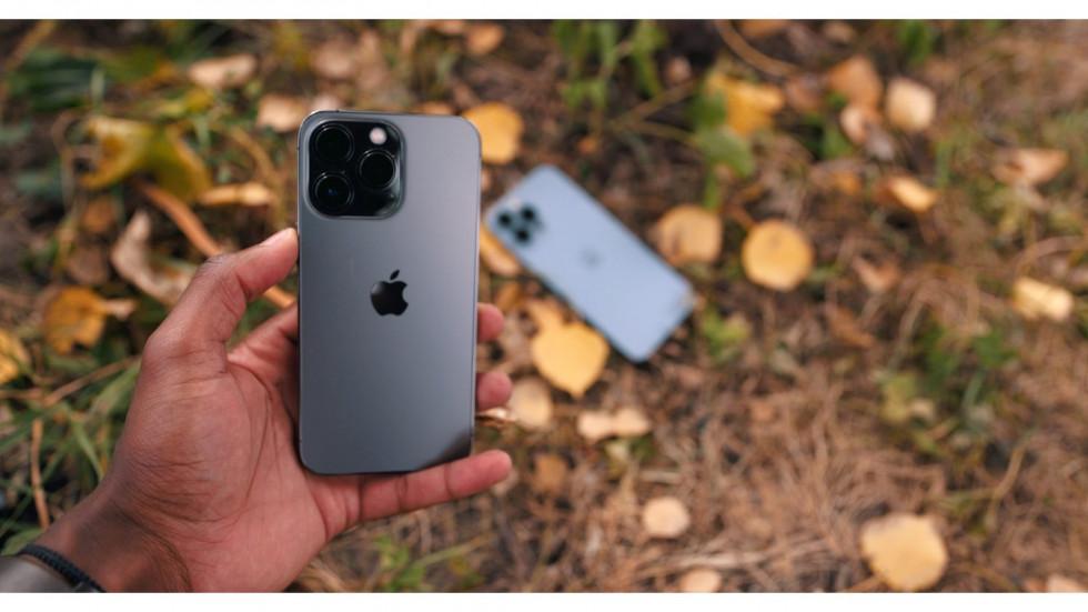 Изумительные фото на iPhone 13 от профессионалов