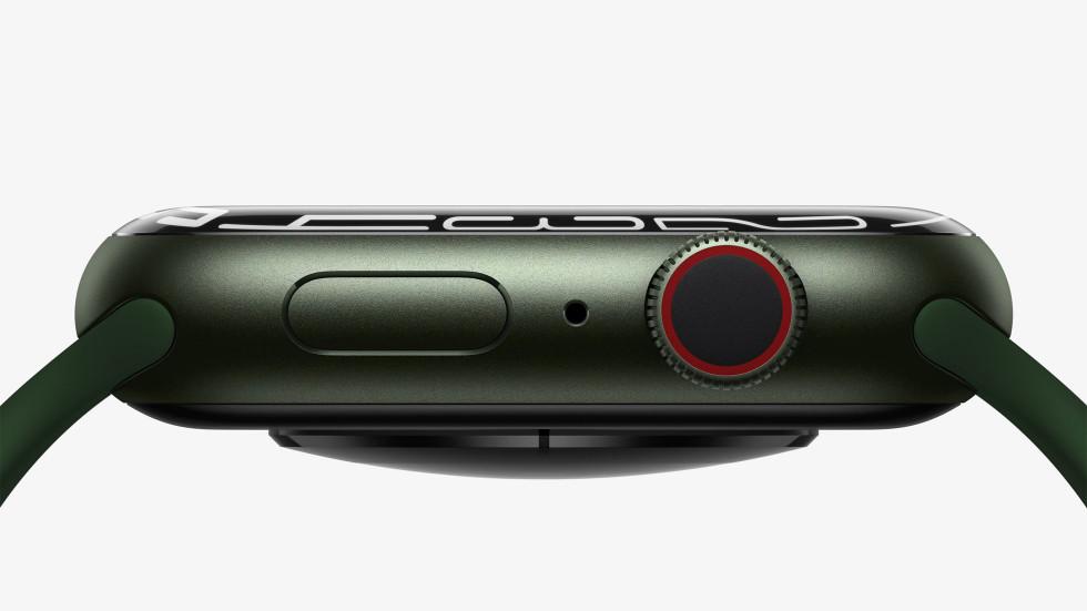 Официально: продажи Apple Watch Series 7 стартуют 15 октября, предзаказы — 8 октября