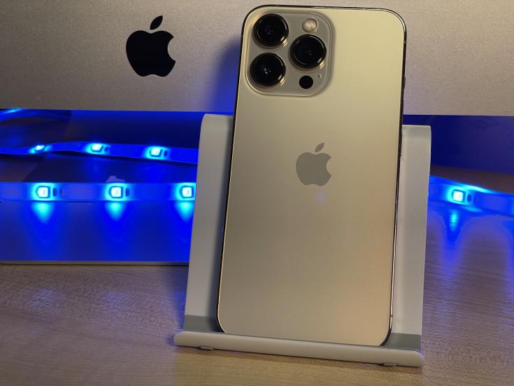 Фото в iPhone 13 занимают очень много места — функция оптимизации не работает