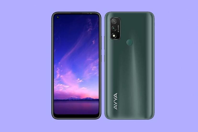 AYYA T1 — смартфон от «Ростеха» с защитой от слежки за 19 000 рублей