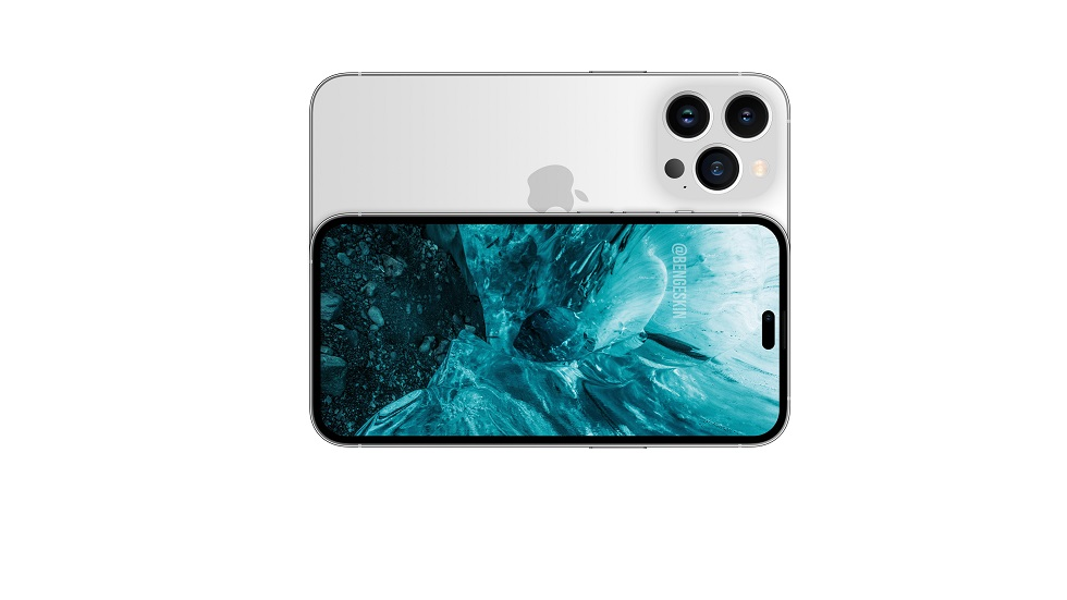 Суперкачественный рендер iPhone 14 Pro от авторитетного инсайдера